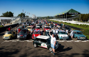 143 minis at Goodwood